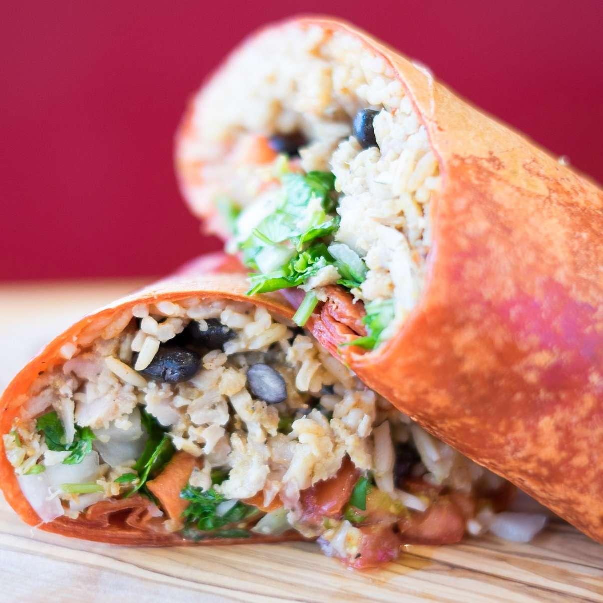 Original Red Burrito Vancouver